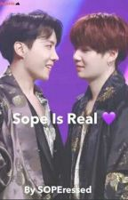 Sope Is Real. 💜 by Sugabearkid