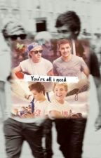 You're all i need- Niam by Better_than_pizza