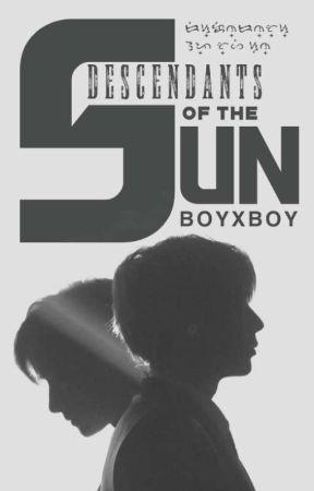 Descendants of the Sun (BoyxBoy) by JustAStoryWriter17