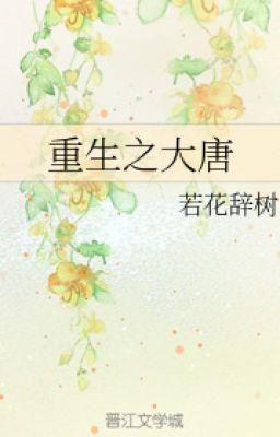 Đọc truyện [BHTT Edit] Trọng Sinh Chi Đại Đường - Nhược Hoa Từ Thụ