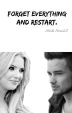 Forget everything and restart. by MalikHoran23