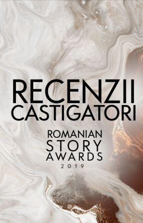 Recenzii câștigători RSA 2019 by RomanianStoryAwards