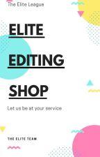 T.E.L Editors' Corner by The_EliteLeague