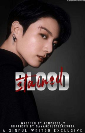BLOOD STAINED by kimchiii_v