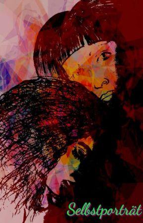 Selbstporträt • Artbook by MissZielscheibe