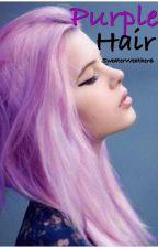 Purple Hair m.c. by CalumsPineapple6