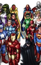 (VOTE HERE!) Marvel/DC WattyAwards 2014 by MarvelDCWattyAwards