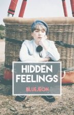 Hidden Feelings (BTS Suga Fanfic) by bluejeon