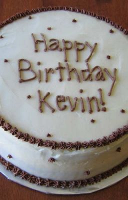 Happy Birthday Kevin!