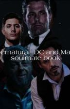 Supernatural, DC and Marvel Soulmate Crossover  by The_BatCats