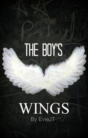 The Boy's Wings by EvieJT