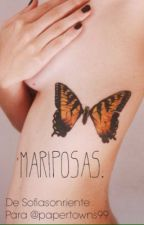 Mariposas. by Sofiasonriente