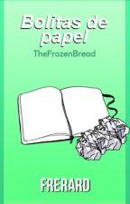 Bolitas de Papel -Frerard- by TheFrozenBread