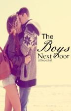 The boys next door by SummerLynx