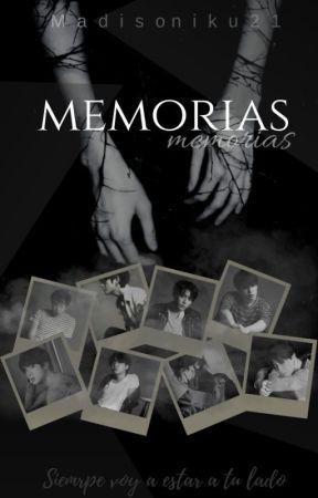 ~ MEMORIAS ~  | BTS / AU | by Madisoniku21