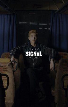signal./ gg af by JENOVIBEZ