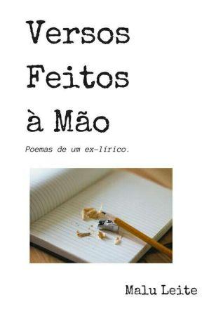 VERSOS FEITOS À MÃO by malucomplica