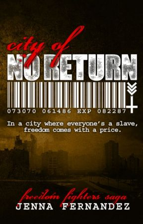 City of No Return by nolostcause