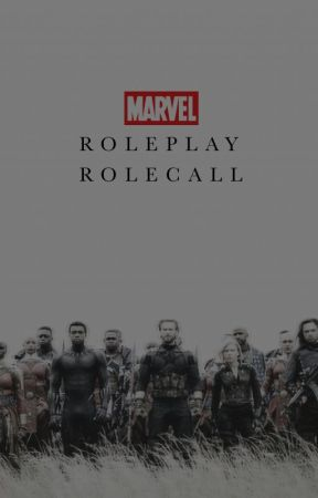MARVEL ROLECALL! by roleplayrolecall