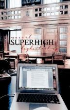 SUPERHIGH • MARVEL HIGHSCHOOL RP by multiron