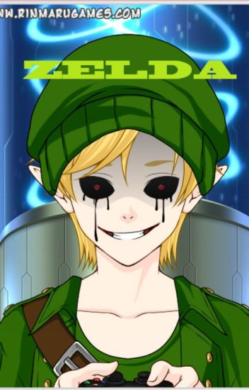 Zelda (Ben drowned X reader)
