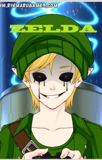 Zelda (Ben drowned X reader)