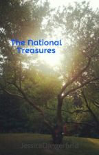 The National Treasures (A Vampire Academy Fanfic) by Jess-Roza