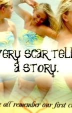 Every Scar Tells A Story by matmat_44