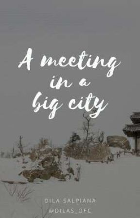 A Meeting In A Big City [ft. Kim Seokjin 'BTS] by dilas_ofc