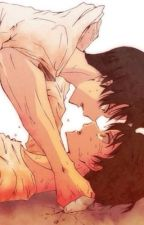 Cough Syrup (EreRi Fanfic) by armin_fangirl