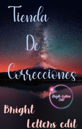 Correciones by BrightLettersEdit
