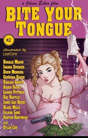 Bite Your Tongue by sarahjeancorner