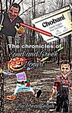 The Chronicles of Spud and Greek Yogurt  by breadfetish