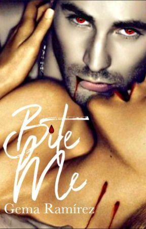 Bite Me by GemaWrites