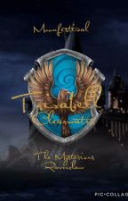 Trixabell Clearwater : The Mysterious Ravenclaw by Moonfestival