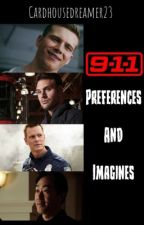 9-1-1 Preferences And Imagines by cardhousedreamer23