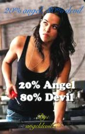 20% angel  80% devil by angel20devil80