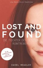 Lost and Found - Die Tochter des letzten Rumtreibers (Harry Potter FF // Fred We by hazel-weasley