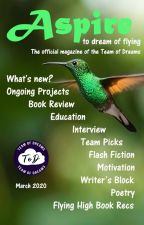 Aspire Magazine - April 2020 - Team of Dreams by TeamOfDreams