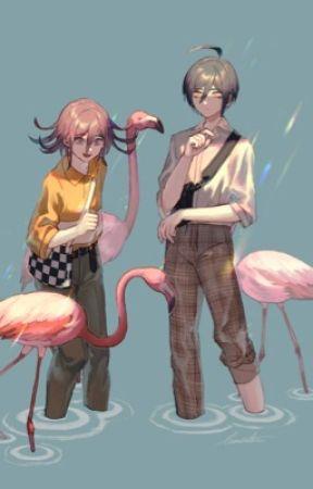 D A N G A N R O N P A D R A B B L E S I Redesigned Characters Wattpad Harukawa is also there trying to help. i redesigned characters