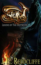 Siva (Volume 1) The Legend Of The Destroyer by JE_Reddcliffe