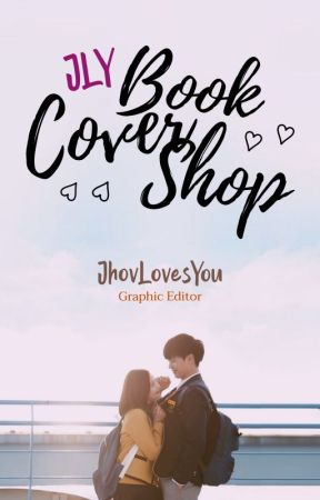 JLY Book Cover Shop (open) by JhovLovesYou