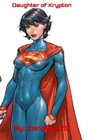 Daughter of Krypton by zangetsu13