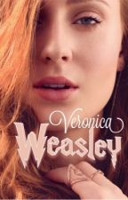 Veronica Weasley - (A Draco Malfoy fanfic) by Slytherin_84