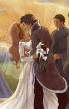 the day i became a potter(ginny and harry's wedding) by LucyBergin