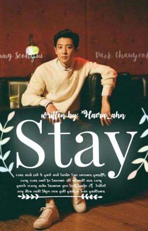Stay [ Park Chanyeol] by haera_ahn