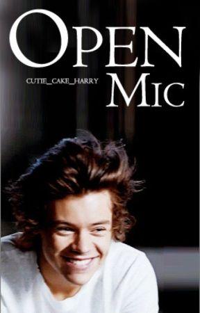 Open Mic // Harry Styles by cutie_cake_harry