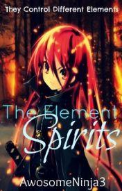 TMNT: The Element Spirits by GirlyGeek