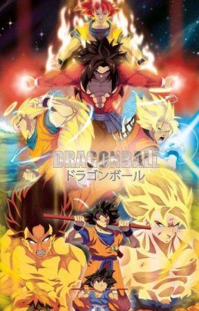 5 Saiyan Roommates by The_Legend_Goku