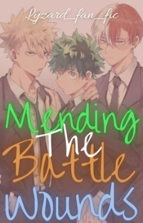 Mending the Battle Wounds by lyzard_fan_fics
